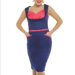 Lindy Bop Retro Dress